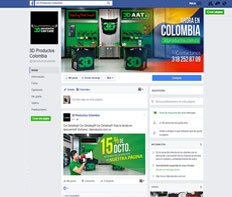 3d Productos Fan Page