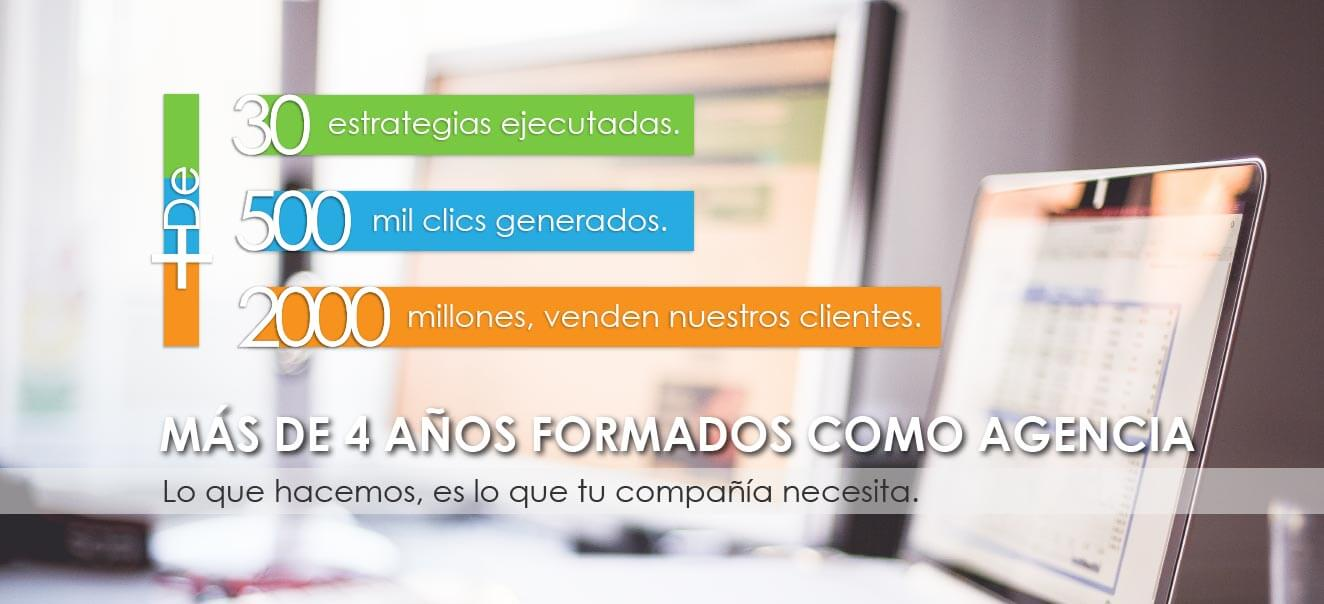 Impakto On ine Agencia de Marketing Digital